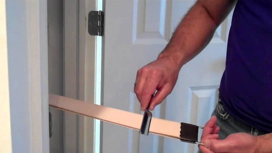 hoe een open scheermes slijpen