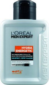 beste aftershave voor mannen loreal aftershave