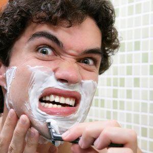 scheertips voor de gevoelige huid