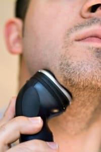 scheerapparaat voor baard