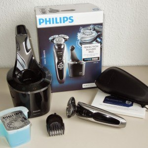 Philips S9711 kit doos scheermachine