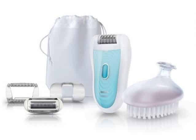 Epilator bikinilijn tips