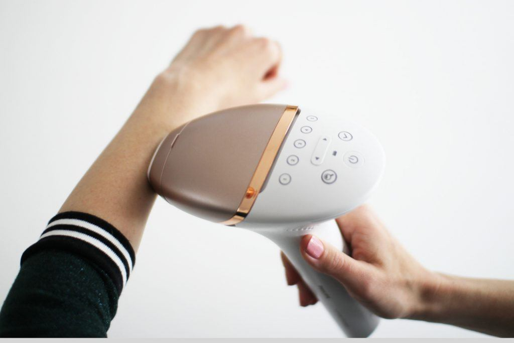review philips lumea comfort