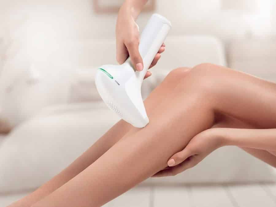 Philips Lumea SC2009 Review ontharen