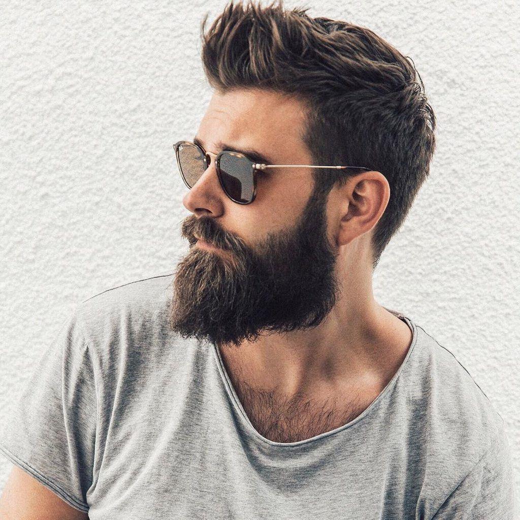 baard laten staan