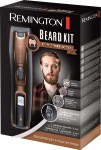 beard kit remington mb4046 review
