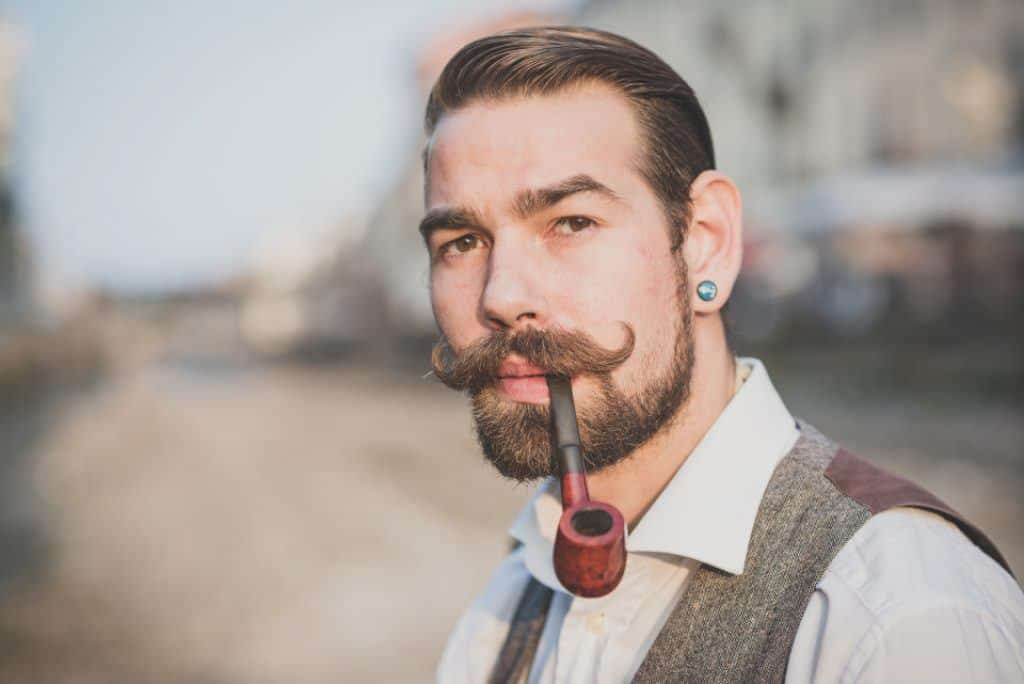 snor en baard scheren verzorging