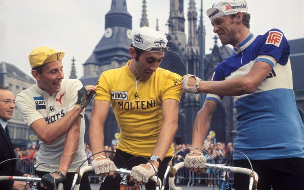 wielrenners legendes waarom benen scheren