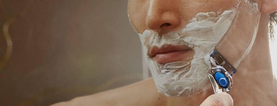 Irritatie tijdens scheren voorkomen