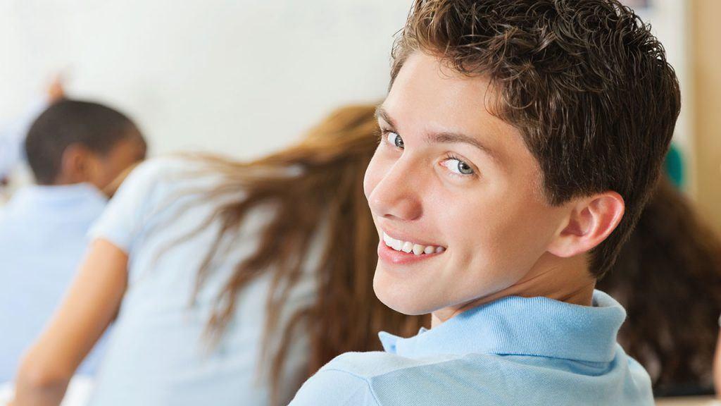 tienerjongens verzorgingstips normale huid