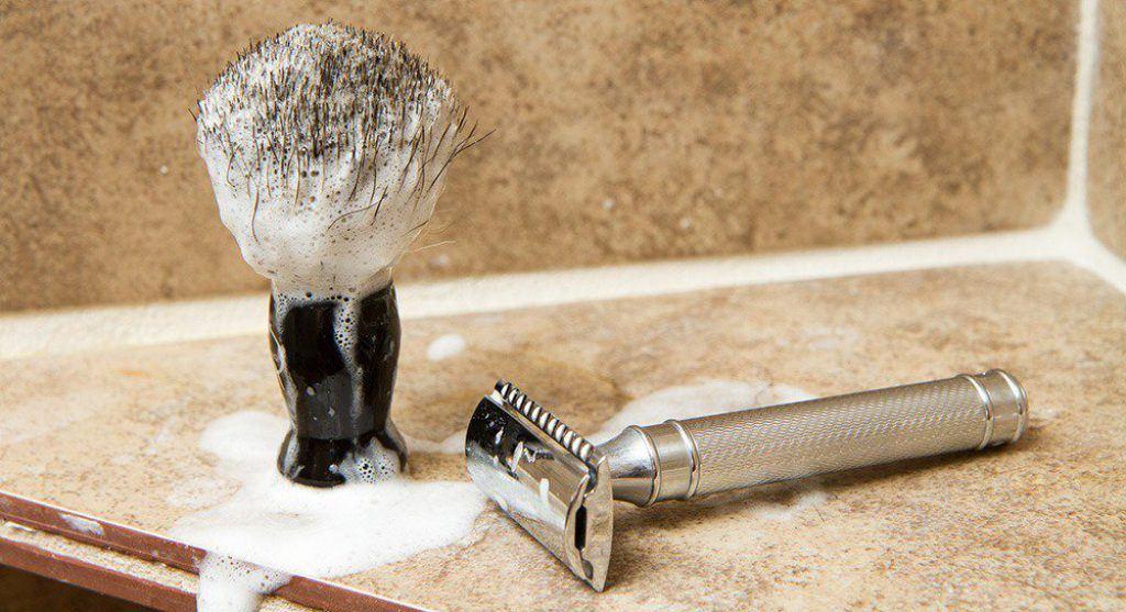 Voordelen scheren onder de douche