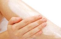 benen scheren zonder scheerschuim