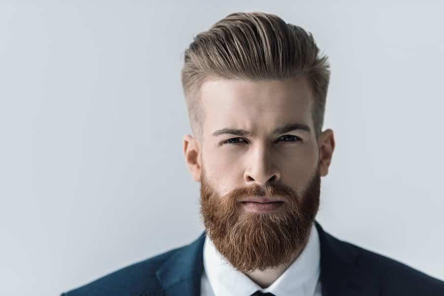 Stijlvolle baard