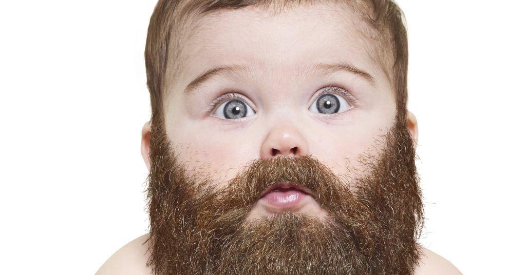 tiener baard hoe snel groeit baard