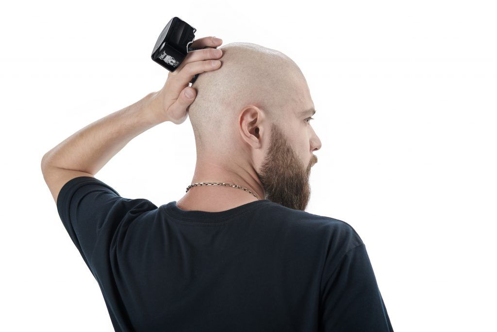 hoofd kaal scheren tips handleiding