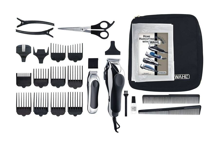 Wahl Deluxe Chrome Pro Review tondeuse