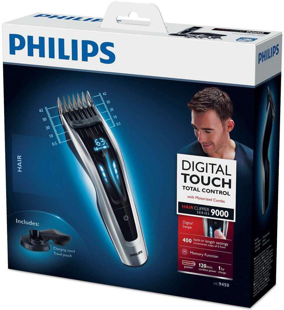 Philips HC9450 tondeuse scheerapparaat review