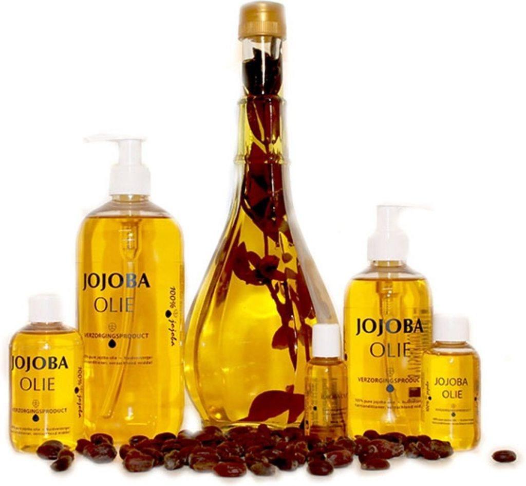 baardvoordelen van jojoba-olie baard
